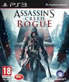 Gra ASSASSINS CREED ROGUE (PS3)