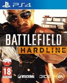 Gra BATTLEFIELD HARDLINE (PS4)