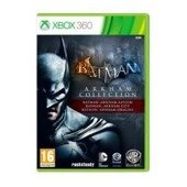 Gra Batman Arkham Collection (XBOX 360)