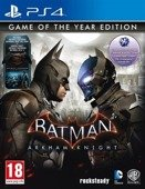 Gra Batman: Arkham Knight Game of The Year Edition (PS4)