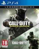 Gra Call Of Duty INFINITE WARFARE  EDYCJA LEGACY (PS4)