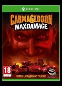 Gra Carmageddon Max Damage (XBOX ONE)