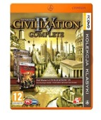 Gra Civilization IV: Complete Edition PKK (PC)