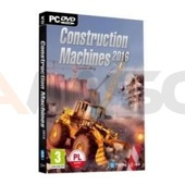 Gra Construction Machines 2016 (PC)
