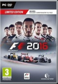 Gra F1 2016 Limited Edition (PC)