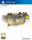 Gra Final Fantasy Type-O HD (PS4)