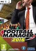 Gra Football Manager 2016 (PC)