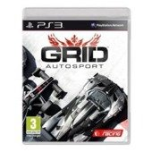 Gra Grid Autosport (PS3)