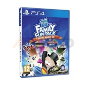 Gra HASBRO FAMILY FUN PACK 4 gry MONOPOLY, RISK, BOOGLE, TRIVIAL PURSUIT (PS4)