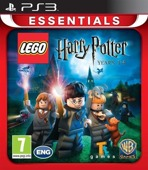 Gra LEGO Harry Potter 1-4 Essentials (PS3)