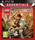Gra LEGO Indiana Jones 2 Essentials (PS3)