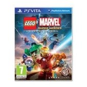 Gra LEGO Marvel Super Heroes (PS Vita)