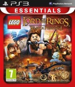 Gra Lego Władca Pierścieni Essentials (PS3)
