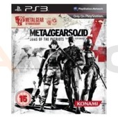 Gra MGS 4 25th Anniversary Edition (PS3)
