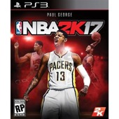 Gra NBA 2K17 (PS3)