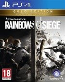 Gra Rainbow Six Siege GOLD (PS4)