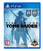 Gra Rise Of The Tomb Raider 20 rocznica serii Artbook Edition (PS4)