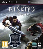 Gra Risen 3: Titan Lords - First Edition (PS3)