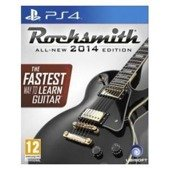 Gra Rocksmith 2014 (PS4) (z kablem)