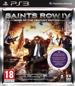 Gra SAINTS ROW IV GAME OF THE CENTURY EDITION (PS3)