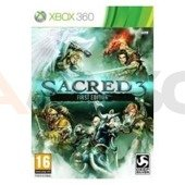 Gra Sacred 3 First Edition (XBOX 360)