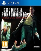Gra Sherlock Holmes: Crimes and Punishments (PS4)