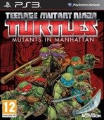 Gra TEENAGE MUTANT NINJA TURTLES: MUTANTS IN MANHATTAN (PS3)