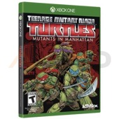 Gra TEENAGE MUTANT NINJA TURTLES: MUTANTS IN MANHATTAN (XBOX ONE)