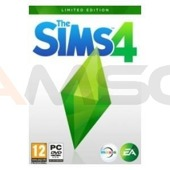 Gra THE SIMS 4 LIMITED EDITION (PC)