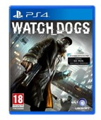 Gra WATCH DOGS (PS4)