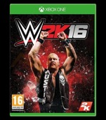 Gra WWE 2K16 (XBOX One)