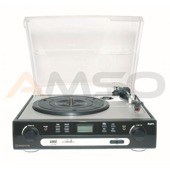 Gramofon Manta MA408 VINYL USB SD CASSETTE Player MP3