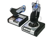 JOY SAITEK PRO FLIGHT X52 DIGITAL JOYSTICK AND THROTTLE