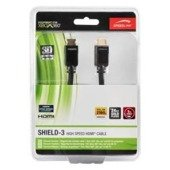 Kabel Speedlink SHIELD-3 HS HDMI with Ethernet Xbox 360 5m
