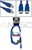 Kabel USB 3.0 (Super Speed) A-A M/M 1,5m ESPERANZA