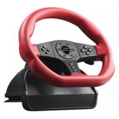 Kierownica Speedlink CARBON GT Racing Wheel PC/PS3 red-black