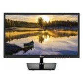 "Monitor LCD LG 19,5"" LED 20M37A-B, wide 16:9 black"