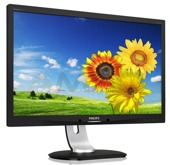"Monitor LCD Philips 23"" LED IPS 231P4QPYEB/00 DVI USB pivot"