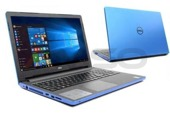 "Notebook Dell Inspiron 15 5558 15,6""HD/i3-5005U/4GB/1TB/GT920M-2GB/W10 niebieski"