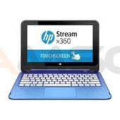 "Notebook HP Stream x360 11-p010nw Touch 11,6"" /N2840/2GB/32GB SSD/IHD/W81 niebieski"