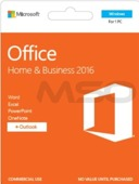 Office Home and Business 2016 Polish Medialess P2