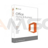 Office Home and Business 2016 Spanish Medialess