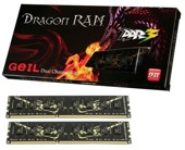 Pamięć DDR3 GEIL 8GB (2x4GB) 1600MHZ DUAL DRAGON RAM CL.11 BOX