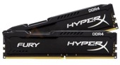 Pamięć DDR4 Kingston HyperX Fury 8GB (2x4GB) 2133MHz CL14 Black