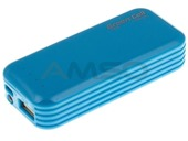 Power Bank Green Cell PB24 5200mAh  niebieski