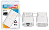 Power Bank Silicon Power P40 4400 mAh White