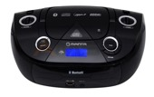 Radioodtwarzacz Manta MM271 BOOMBOX black DROP USB bluetooth