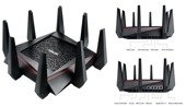 Router ASUS RT-AC5300 Wi-Fi AC5300 Tri-band 5334Mbit/s MU-MIMO AiCloud