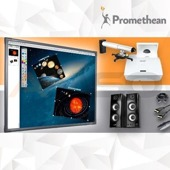 Tablica Promethean 78 Touch DryErase - Zestaw 3 (el. 1/7)
