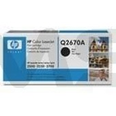 Toner HP LJ 3500/3700A Black